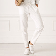 Seychelles Lounge Pants in Ivory