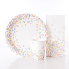 Confetti party set
