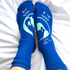 Best in the world Personalised Socks