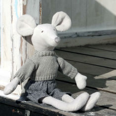 Pip the Mouse soft toy