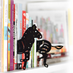 Zebra book dividers