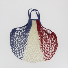 Large french net mesh shopping/beach bag (available in 9 colours)