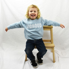 Mum And Me Kidhood Sisterhood Brotherhood Sweatshirt Jumper