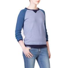 Tri-tone sweater