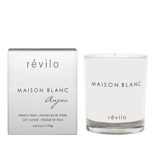 Maison blanc anjou french pear soy candle