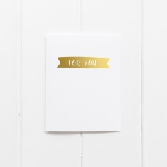 Sympathy Gold Foil Greeting Cards