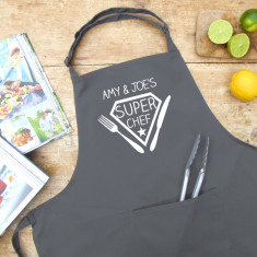 Personalised Super Chef Apron