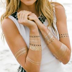 Mulholland jewellery temporary tattoos