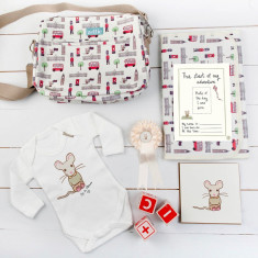 Pip in London New Baby Gift Set