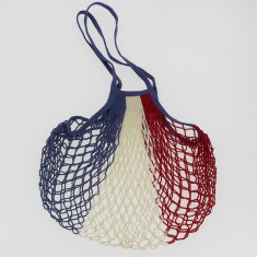 French net mesh shopping/beach bag (available in 9 colours)