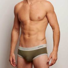 Men's basic briefs (various colours)
