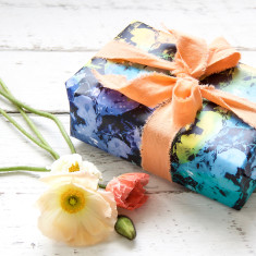 Dancing Dreams wrapping paper pack (10 sheets)