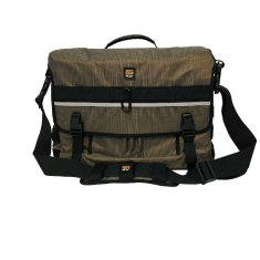 Bear Grylls stealth messenger bag