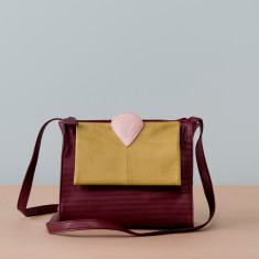 Benjamin Leather Handbag - various colours