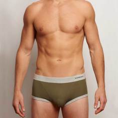 Men's basic trunk (various colours)