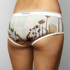 LA women's brief