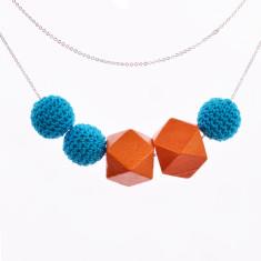 Cote d'Azur 8 necklace by Mon Bijou