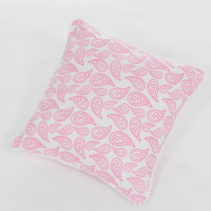 Paisley cushion cover
