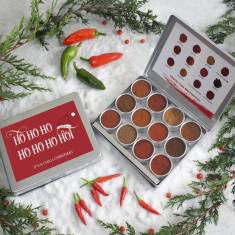 Ho Ho Hot Christmas Chilli Collection