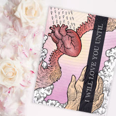 I will love you until illustrated book