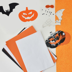 Halloween Party Craft Kit
