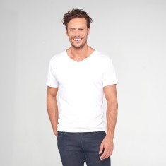 Watson organic cotton t-shirt in white