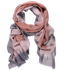 Cisco dipped wool silk scarf (2 colours)