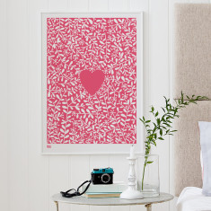 Bold & Noble love grows print