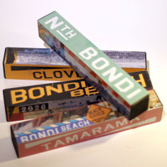 Bondi pictorial block set