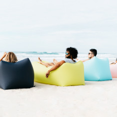 CloudSac inflatable air bag lounger