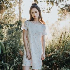 Stardust Smock dress