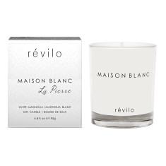Maison blanc la Pierre white magnolia soy candle