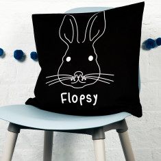 Animal Personalised Cushion Cover