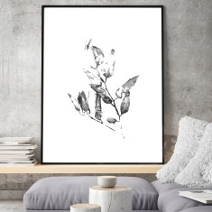 Eucalyptus leaves #2 art print (various sizes)