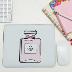 Personalised eau de parfum mouse pad