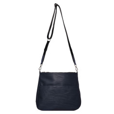 CAIT reversible duo compartment shoulder bag