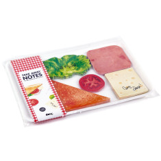 DOIY take away adhesive notes
