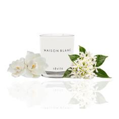Deluxe la pierre white magnolia scented candle