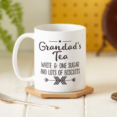 Grandad's Perfect Coffee/Tea Mug