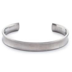 Silver Steel Cuff