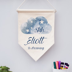Personalised Children's Dream Pennant