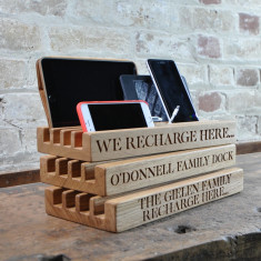 Personalised Family Charging Station