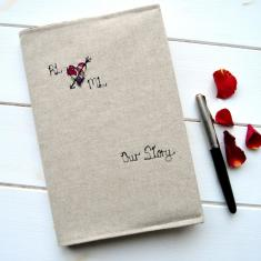 Our Story Personalised Journal