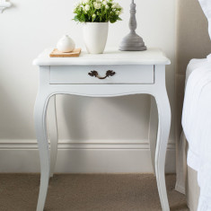 French-style bedside table