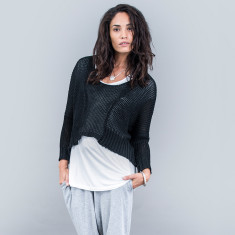 Laza Penida Jumper In Black