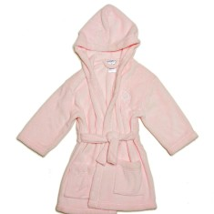 Cradle pink dressing gown