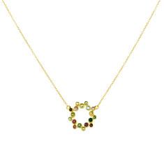 Charlotte pendant necklace