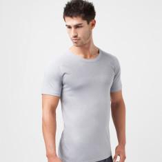 Gradient T-Shirt In Grey