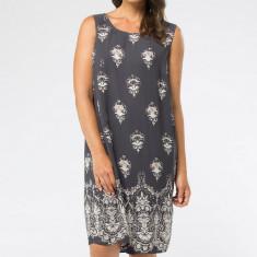 Petra - Dress Grey Floral