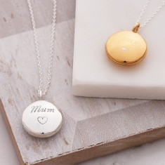 Personalised Classic Locket